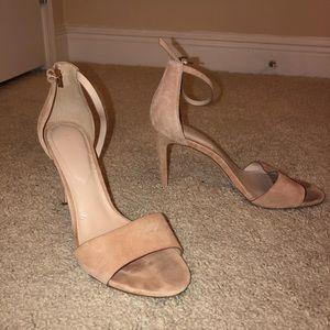 ALDO Nude Heels